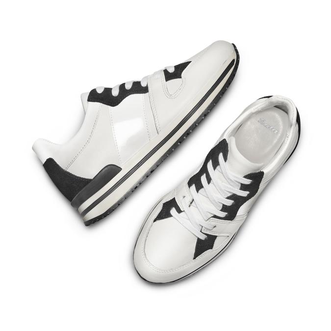 BATA Chaussures Femme bata, Blanc, 544-1443 - 26