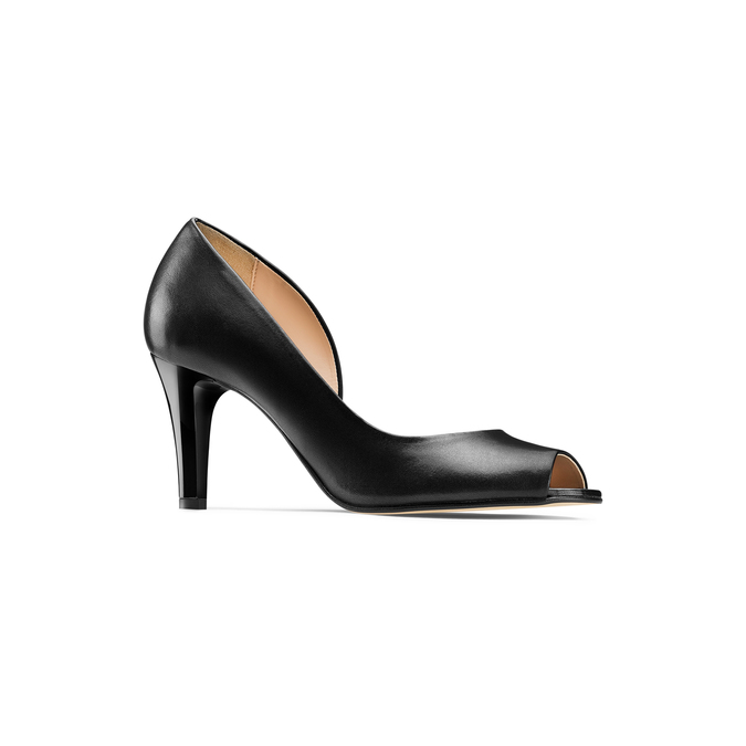 BATA Chaussures Femme bata, Noir, 724-6370 - 13