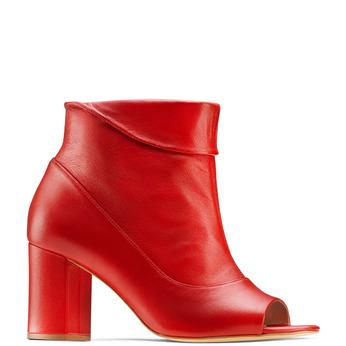 BATA Chaussures Femme bata, Rouge, 724-5376 - 13