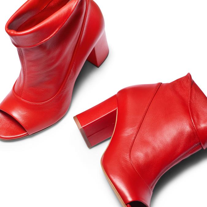 BATA Chaussures Femme bata, Rouge, 724-5376 - 26