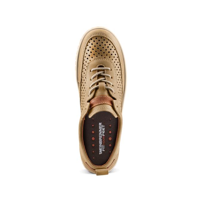 WEINBRENNER Chaussures Femme weinbrenner, Jaune, 544-8395 - 17