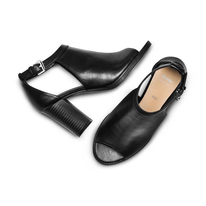 BATA Chaussures Femme bata, Noir, 721-6354 - 26