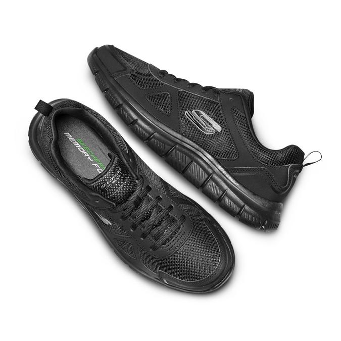 SKECHERS  Chaussures Homme skechers, Noir, 809-6234 - 26