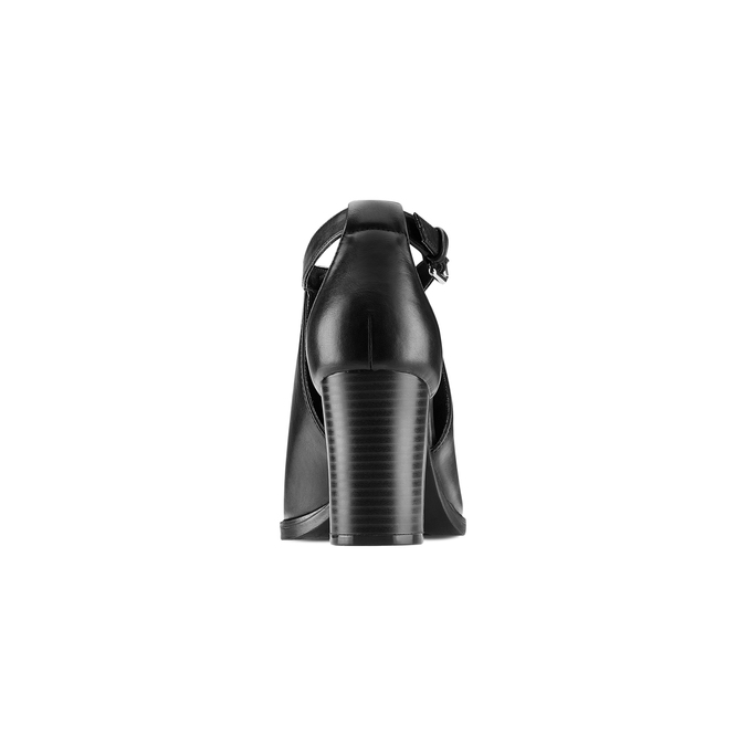 BATA Chaussures Femme bata, Noir, 721-6354 - 15