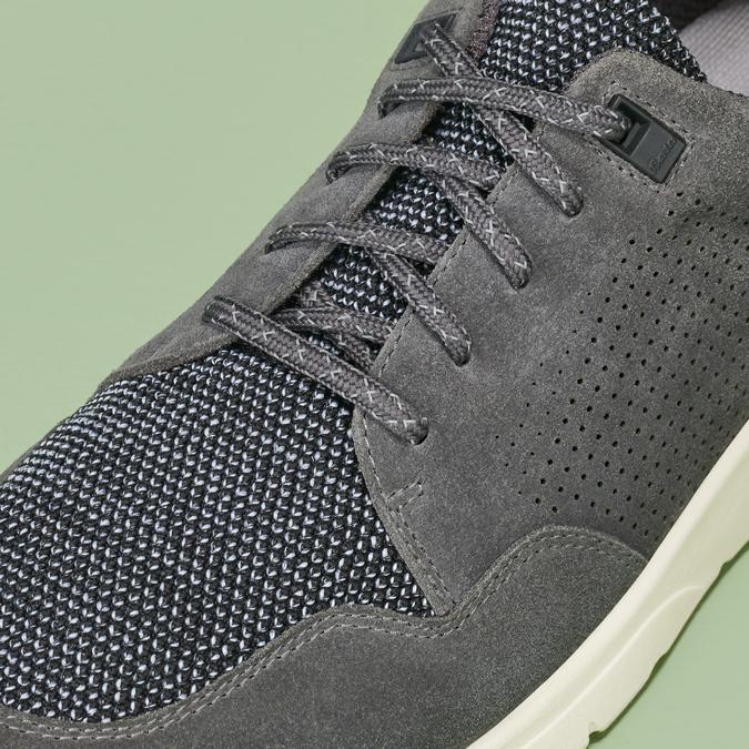 BATA LIGHT Chaussures Homme bata-light, Gris, 843-2344 - 15