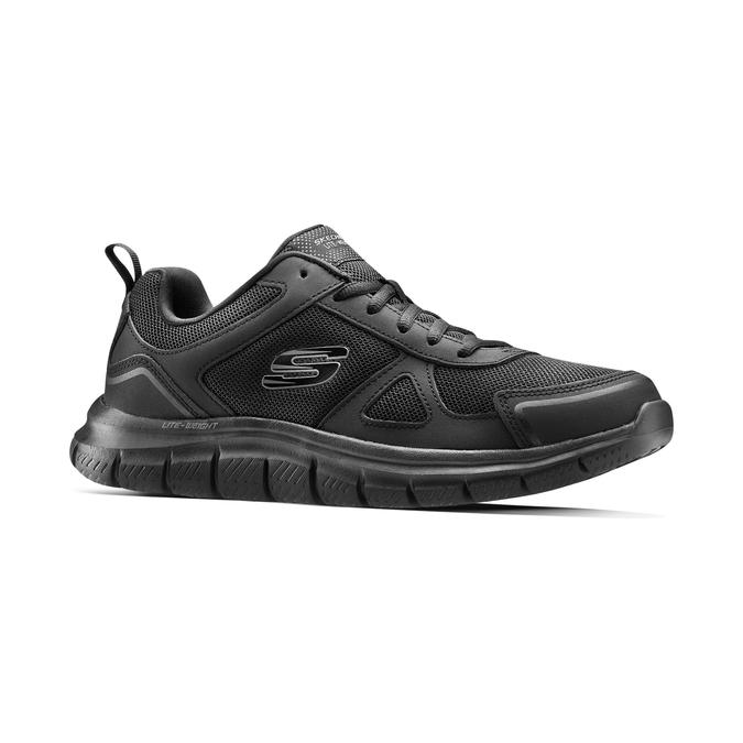 noir skechers chaussures for hommes