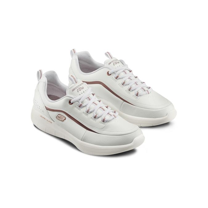 Chaussures Femme skechers, Blanc, 501-1417 - 16