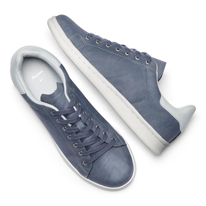 BATA Chaussures Homme bata, Bleu, 841-9731 - 19