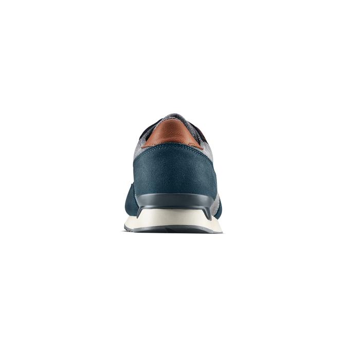BATA Chaussures Homme bata, Bleu, 849-9456 - 15