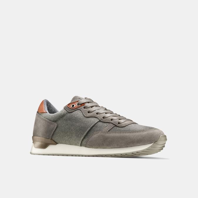 BATA Chaussures Homme bata, Gris, 849-2456 - 13