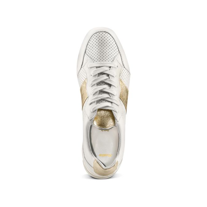 BATA Chaussures Femme bata, Blanc, 644-1111 - 17