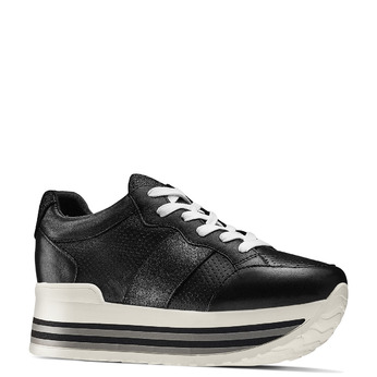 BATA Chaussures Femme bata, Noir, 644-6111 - 13