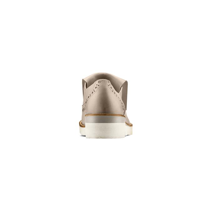 BATA Chaussures Femme bata, Gris, 524-2441 - 15