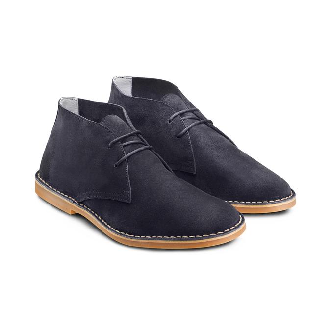 BATA Chaussures Homme bata, Bleu, 823-9761 - 16