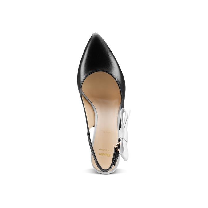 BATA Chaussures Femme bata, Noir, 724-6386 - 17