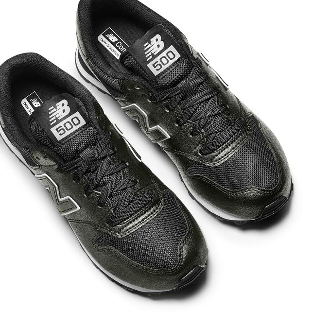 NEW BALANCE Chaussures Femme new-balance, Noir, 509-6107 - 26