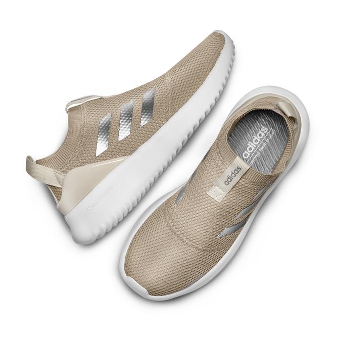 Damen Shuhe adidas, Beige, 509-3129 - 26