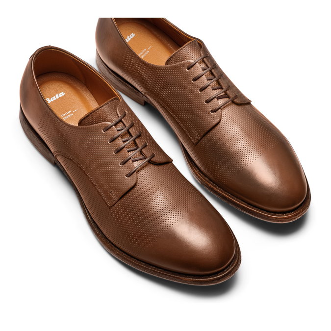 BATA Chaussures Homme bata, Brun, 824-4464 - 26
