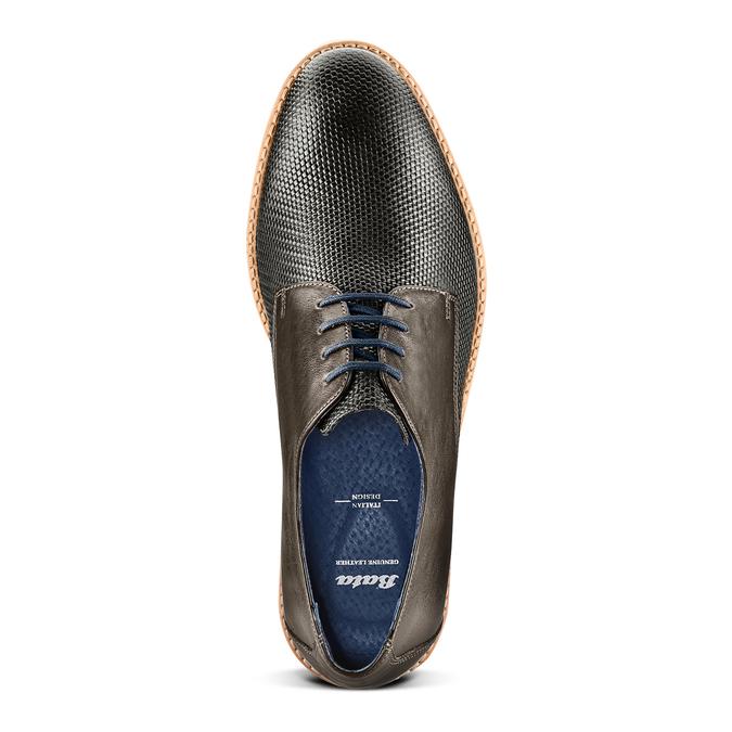BATA Chaussures Homme bata, Gris, 824-2483 - 17