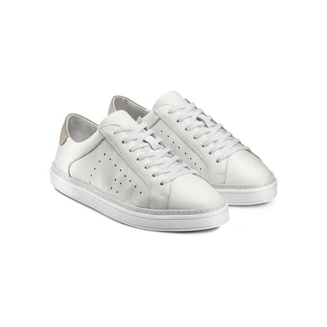 BATA Chaussures Femme bata, Blanc, 544-1344 - 16