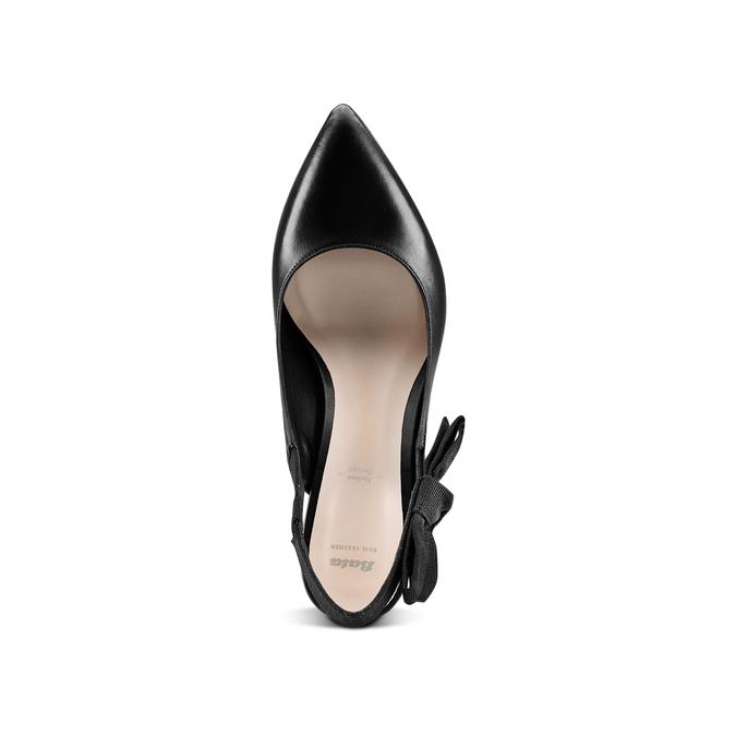 BATA Chaussures Femme bata, Noir, 724-6375 - 17