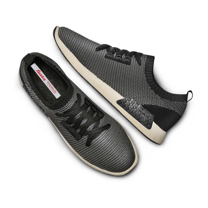 BATA Chaussures Homme bata, Noir, 839-6151 - 26