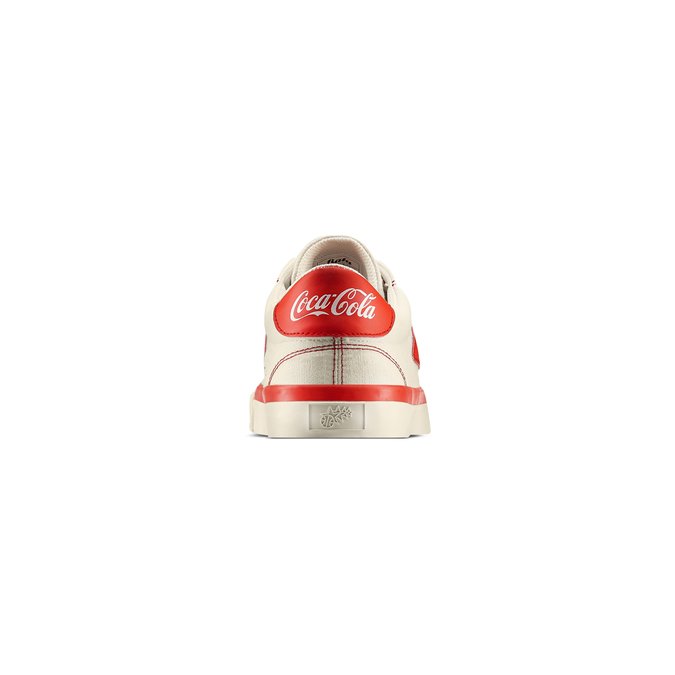 Bata Heritage x Coca Cola Femme bata-coca-cola, Blanc, 589-1326 - 15