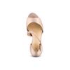 Chaussures Femme insolia, Jaune, 724-8338 - 17