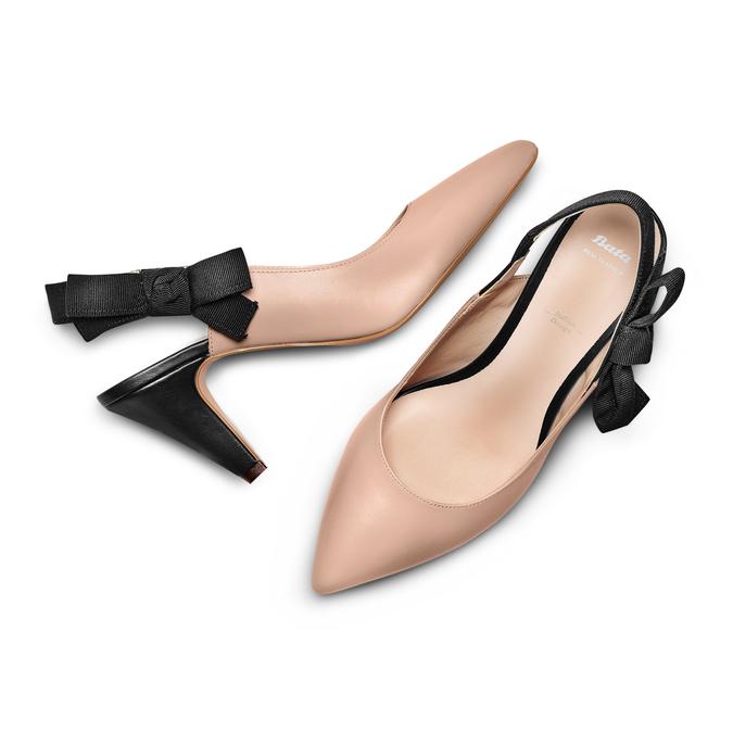 BATA Chaussures Femme bata, Rouge, 724-5375 - 26
