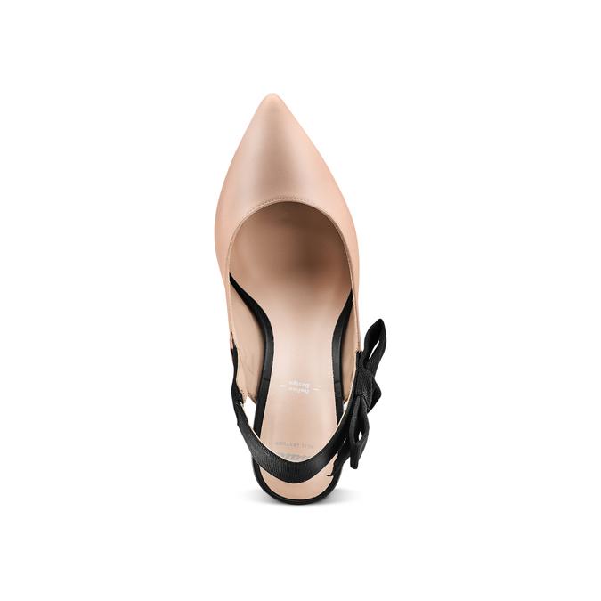 BATA Chaussures Femme bata, Rouge, 724-5375 - 17
