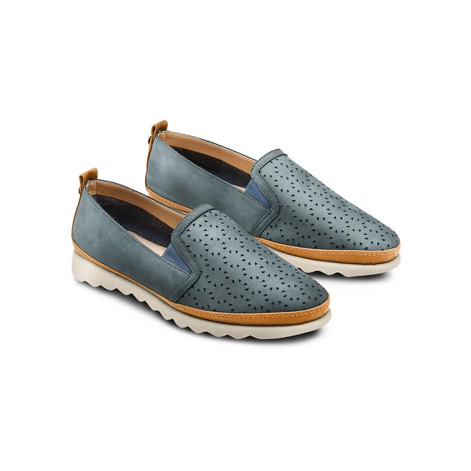 COMFIT Chaussures Femme comfit, Bleu, 516-9229 - 16