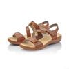 RIEKER Chaussures Femme rieker, Brun, 664-4273 - 26