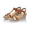 RIEKER Chaussures Femme rieker, Brun, 661-4318 - 26
