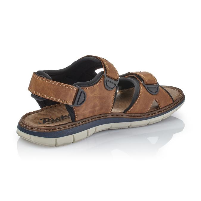 RIEKER Chaussures Homme rieker, Brun, 861-4196 - 15