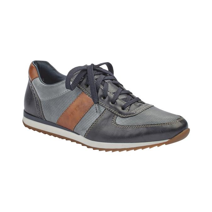 RIEKER Chaussures Homme rieker, Bleu, 844-9669 - 13