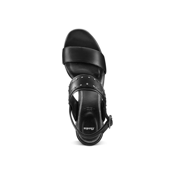 BATA Chaussures Femme bata, Noir, 761-6363 - 17