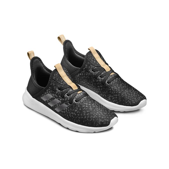 Damen Shuhe adidas, Schwarz, 509-6469 - 16