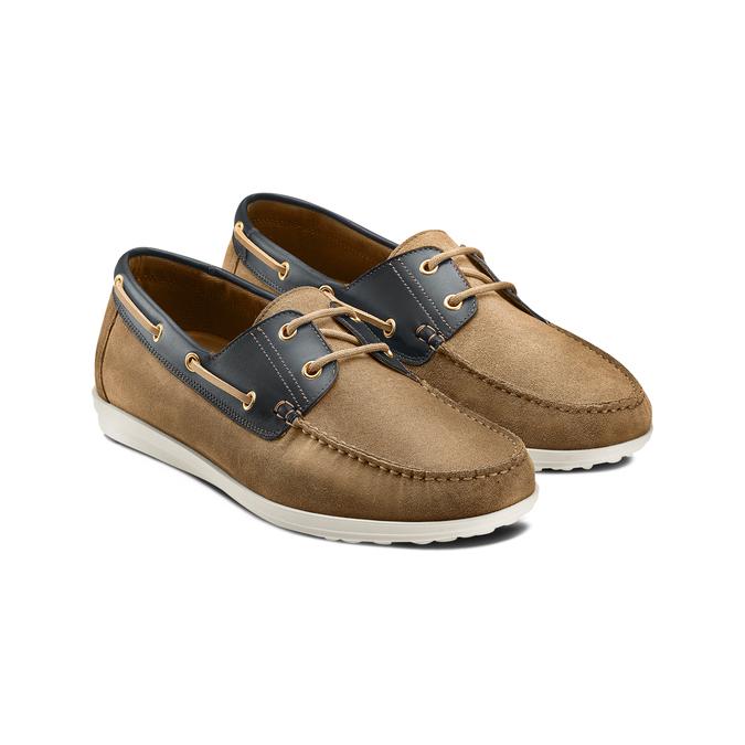 FLEXIBLE Chaussures Homme flexible, Jaune, 853-8106 - 16