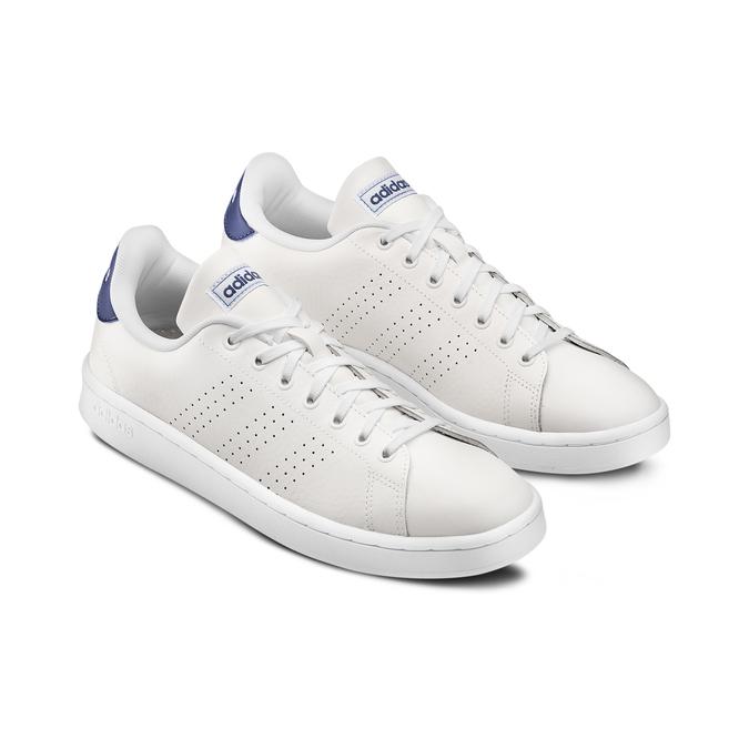 ADIDAS  Chaussures Homme adidas, Blanc, 801-1973 - 16