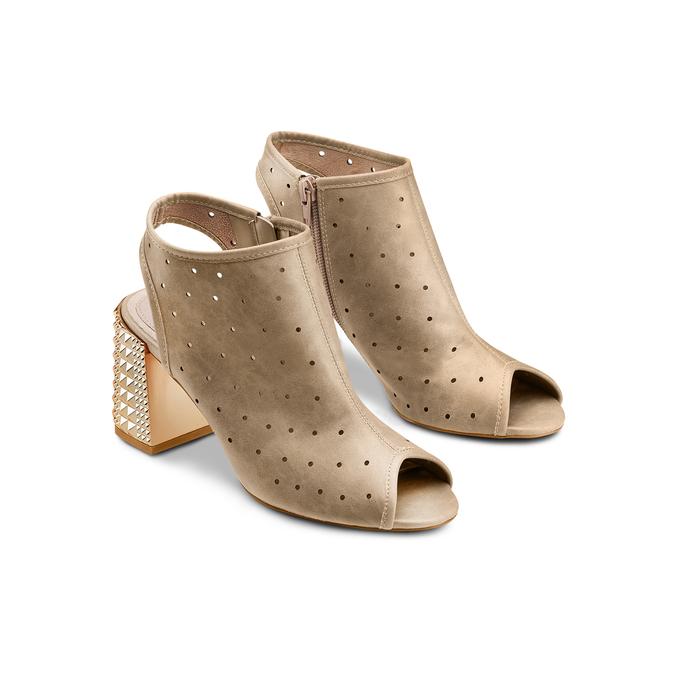 BATA Chaussures Femme bata, Gris, 761-2301 - 16