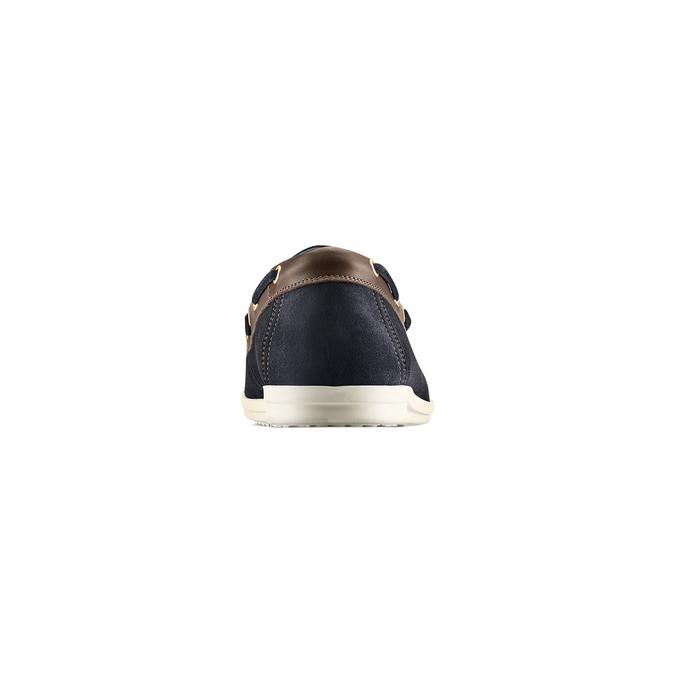 FLEXIBLE Chaussures Homme flexible, Bleu, 853-9106 - 15