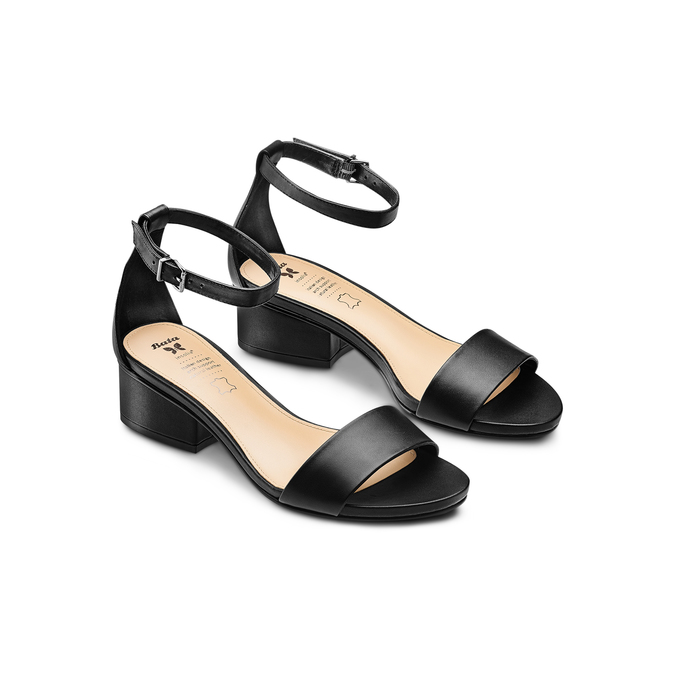 INSOLIA Chaussures Femme insolia, Noir, 664-6104 - 16