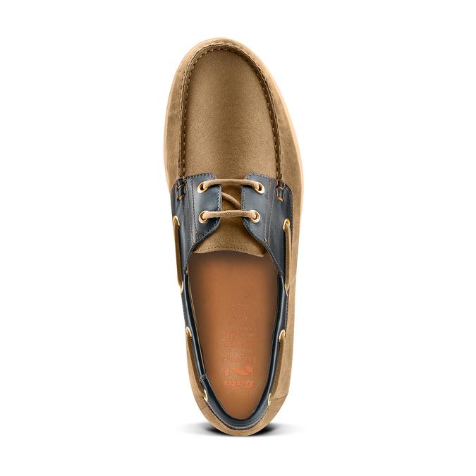 FLEXIBLE Chaussures Homme flexible, Jaune, 853-8106 - 17