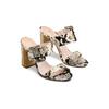 BATA Chaussures Femme bata, Beige, 765-0506 - 16