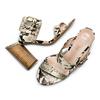 BATA Chaussures Femme bata, Beige, 765-0506 - 26
