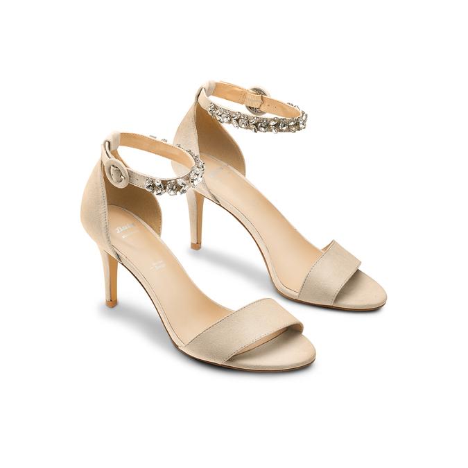 BATA Chaussures Femme bata, Blanc, 769-1375 - 16