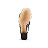 BATA Chaussures Femme bata, Noir, 764-6549 - 19