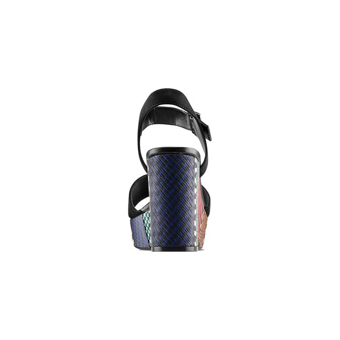 BATA RL Chaussures Femme bata-rl, Noir, 769-6148 - 15
