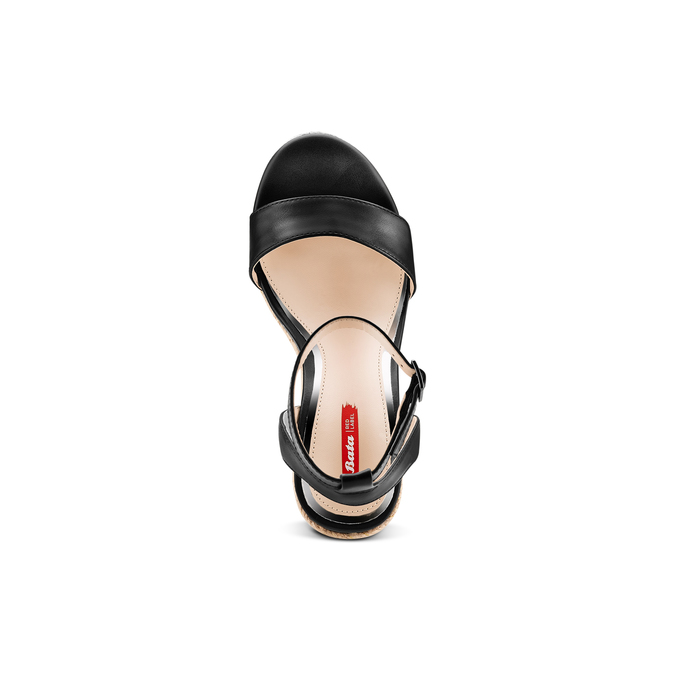 BATA RL Chaussures Femme bata-rl, Noir, 761-6122 - 17