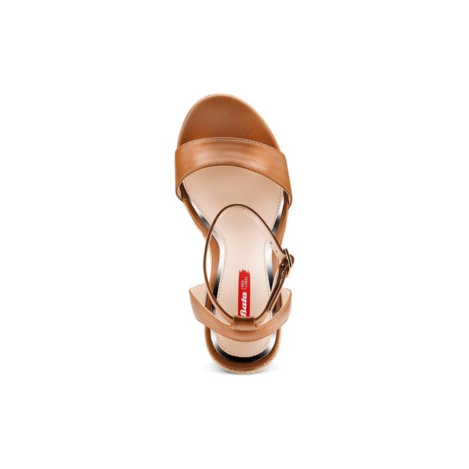 BATA RL Chaussures Femme bata-rl, Brun, 761-3122 - 17